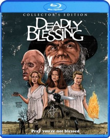 Now On Blu-ray: Scream Factory Knocks 'Em Dead With DEADLY BLESSING, PRISON, THE NEST, TERRORVISION/THE VIDEO DEAD