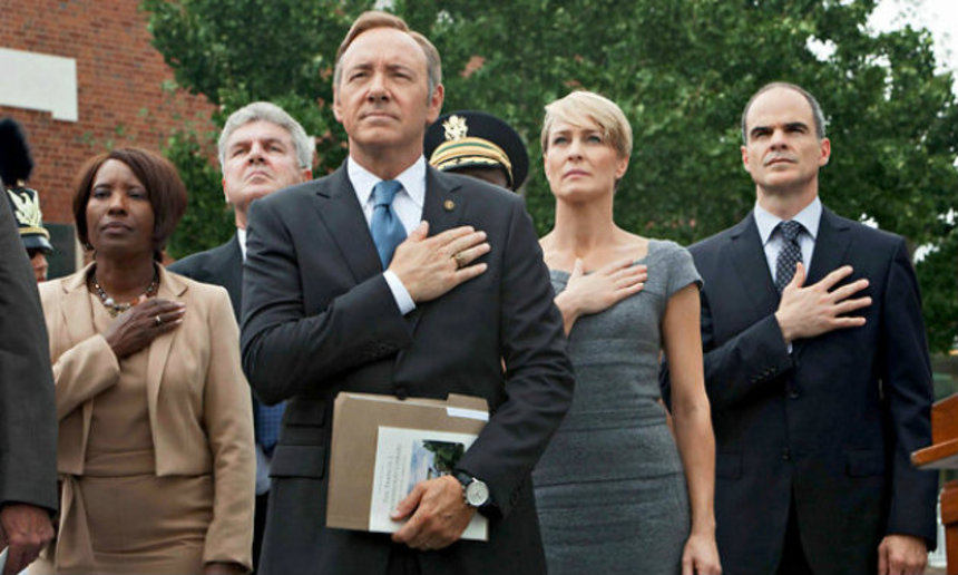TV Review: HOUSE OF CARDS S1E02-13, CHAPTERS 2-13 (Or, Storytelling As An Art And/Or Science)