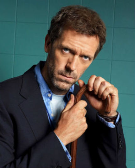 Hugh Laurie Could Be The Villain Of TOMORROWLAND