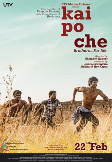 Review: KAI PO CHE Sets The Bar High For India In 2013