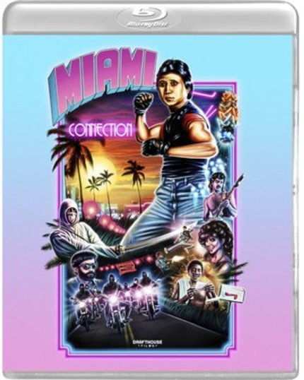 Now On Blu-ray: Drafthouse Films Presents MIAMI CONNECTION, TRAILER WAR, And WAKE IN FRIGHT