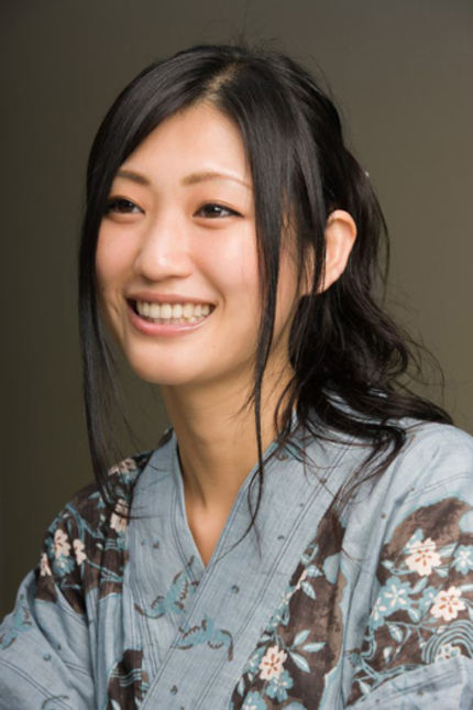 Gravure Idol Mitsu Dan To Play Masochist In Ishii Takashi's AMAI MUCHI