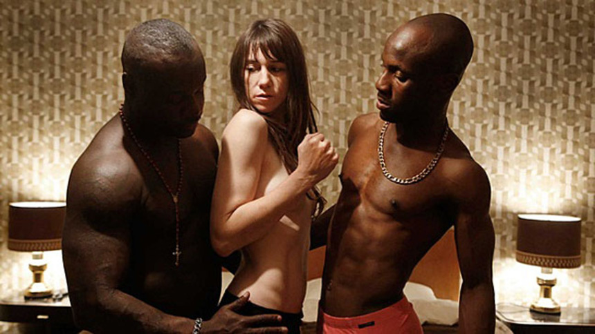 Charlotte Gainsbourg + Threesome + African Men = First Still From Lars Von Trier's NYMPHOMANIAC