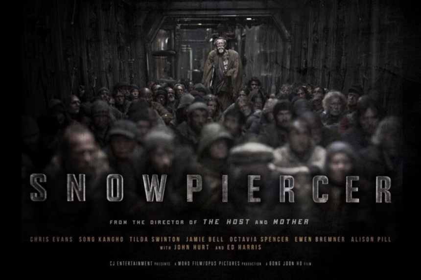 First Poster For SNOWPIERCER Rolls In