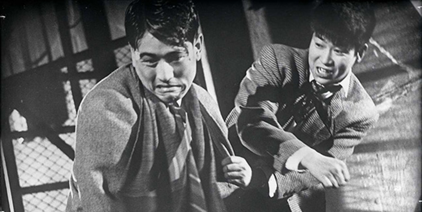 Hey, Toronto! Classic Japanese Crime Flick RUSTY KNIFE Hits Town Saturday! Win Tickets Now!