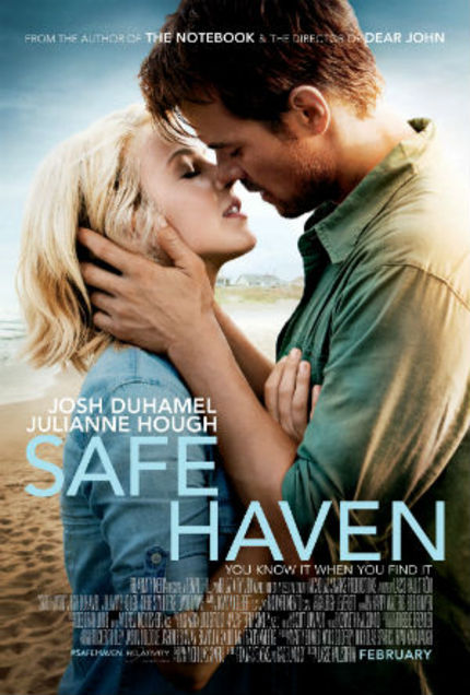 Review: SAFE HAVEN Adds Another Bland Mess to the Nicholas Sparks Rap Sheet
