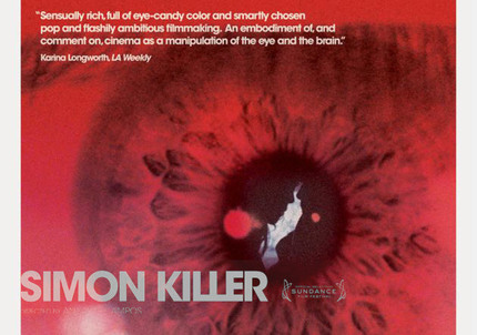 Trailer for SIMON KILLER: A Prostitute And a Sociopath Do Bad Things In Paris