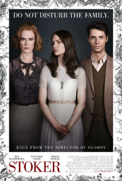 Review: STOKER Triumphs With Beauty And Violence