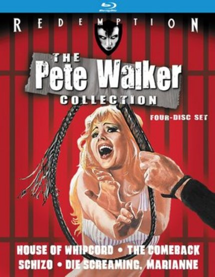 Now on Blu-ray: Redemption Films: Good, Bad, & Ugly: THE PETE WALKER COLLECTION, OASIS OF THE ZOMBIES, ZOMBIE LAKE