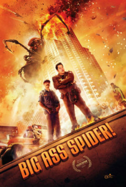 SXSW 2013 Review: BIG ASS SPIDER! Attacks Los Angeles With More Humor Than Horror