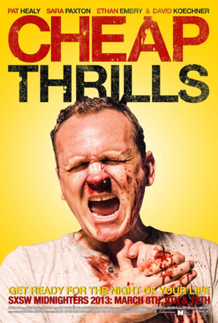 SXSW 2013: Drafthouse Films Adds Some CHEAP THRILLS To Its Roster!