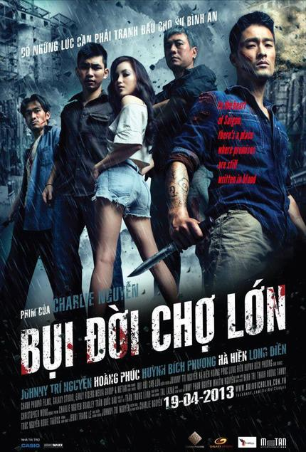 Get Behind The Scenes With Johnny Nguyen In CHO LON