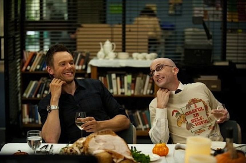TV Review: COMMUNITY S4E05, Cooperative Escapism In Familal Relations (Or, The Challenges That Come With Expectations And Closure)
