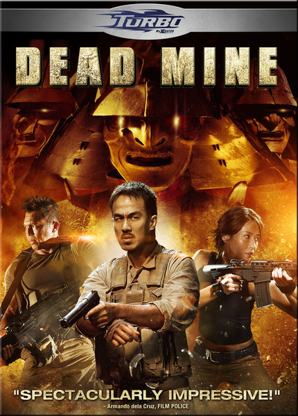 Watch An Exclusive Clip From Steven Sheil's Action Horror DEAD MINE