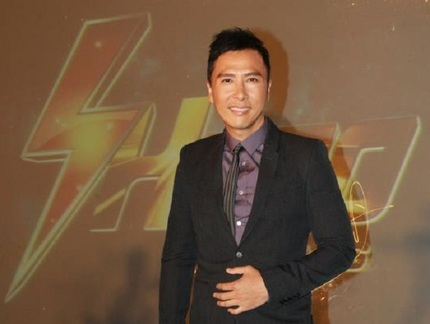 HK Filmart 2013: Donnie Yen, Media Asia Create Super Hero Films