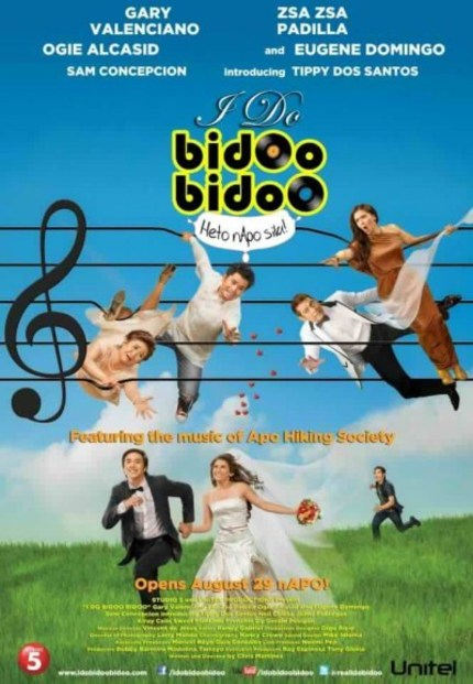 Review: Chris Martinez's I DO BIDOO BIDOO Is A Musical Crafted For Erstwhile Pleasures