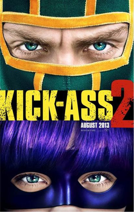 Hit Girl Does Her Thing In Red Band KICK-ASS 2 Trailer