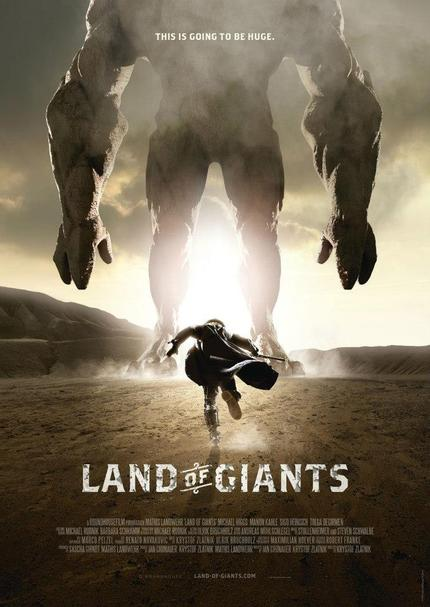 Mathis Landwehr Brings The Steampunk Martial Arts With LAND OF GIANTS