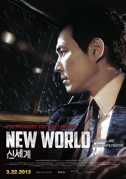 EXCLUSIVE Clip And Poster: Lee Jung-Jae Bleeds For Justice In This Clip From NEW WORLD