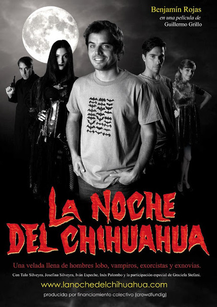 Hey NYC! Experience THE NIGHT OF THE CHIHUAHUA For Free At The Friar's Club Comedy Film Festival!
