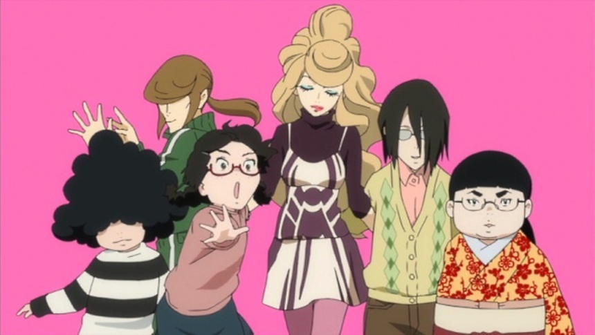 DVD Review: PRINCESS JELLYFISH Exhibits Other Kinds Of Otaku