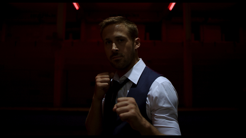 Ryan Gosling, Kristin Scott Thomas And A Big Ol' Blade In New ONLY GOD FORGIVES Shots