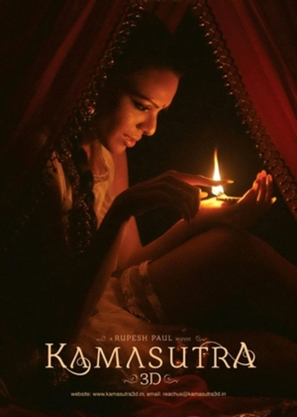 Rupesh Paul's KAMASUTRA 3D: First Teaser Bares Breasts And Intentions