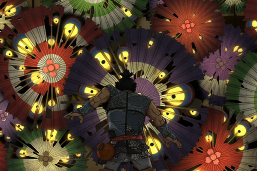 Teaser For Otomo-Curated Anthology SHORT PEACE