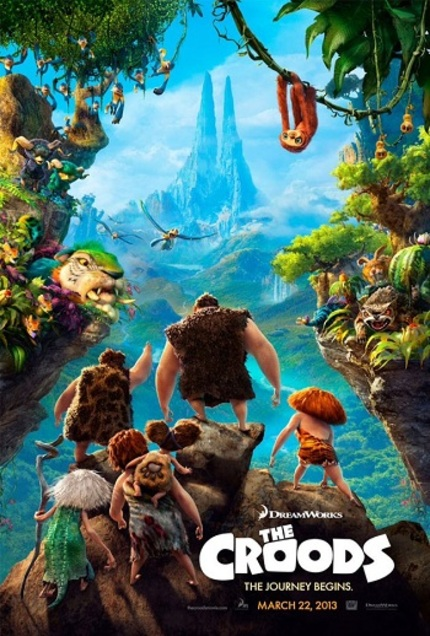 Review: THE CROODS Survives by its Wits