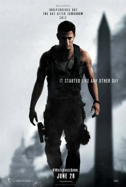 Washington D.C. Is A Terrible Place To Live. WHITE HOUSE DOWN Trailer