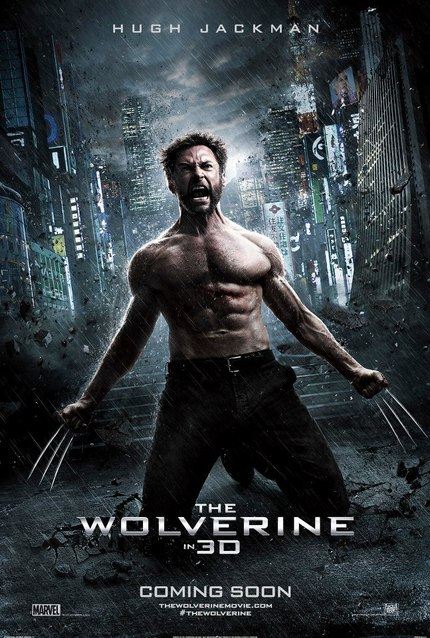 Japanese Trailer For THE WOLVERINE Comes With Added Ninja Action