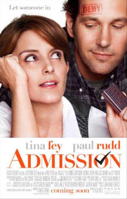 Review: ADMISSION Allows Entry to An Agreeable, If Shallow, Experience