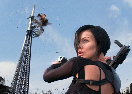 AEON FLUX - Review