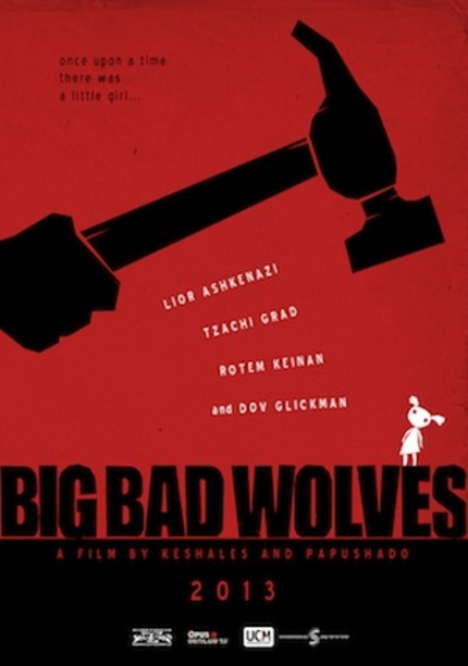 First Shots From RABIES Duo's BIG BAD WOLVES