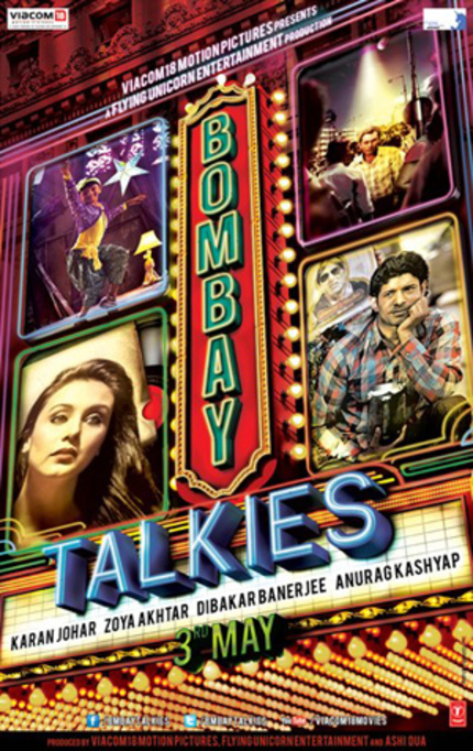 Trailer Alert: BOMBAY TALKIES Gathers Bollywood's Brightest Lights