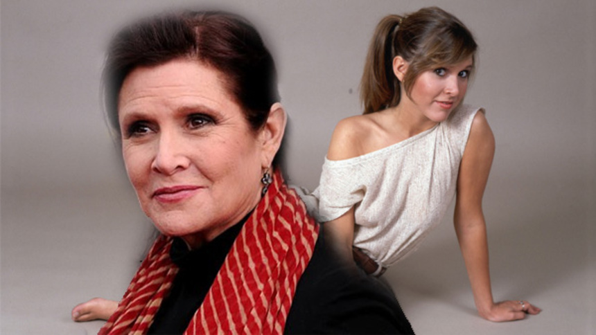 STAR WARS Ruminations: The Princess Strikes Back with Carrie Fisher Returning
