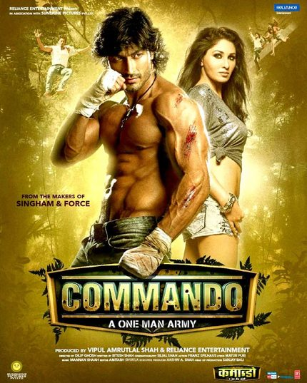 Get Behind The Scenes With Vidyut Jammwal In COMMANDO - A ONE MAN ARMY