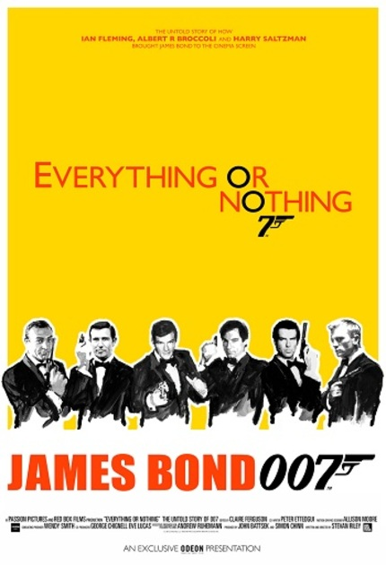 Review: EVERYTHING OR NOTHING - THE UNTOLD STORY OF 007