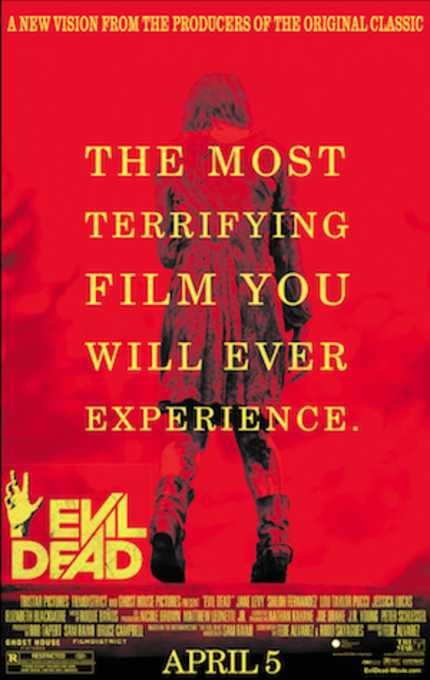Hey, NYC! Win Passes To See EVIL DEAD!