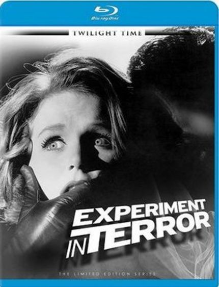 Now on Blu-ray: Twilight Time Delights Your Black Little Heart With EXPERIMENT IN TERROR, CHRISTINE, & THE FURY