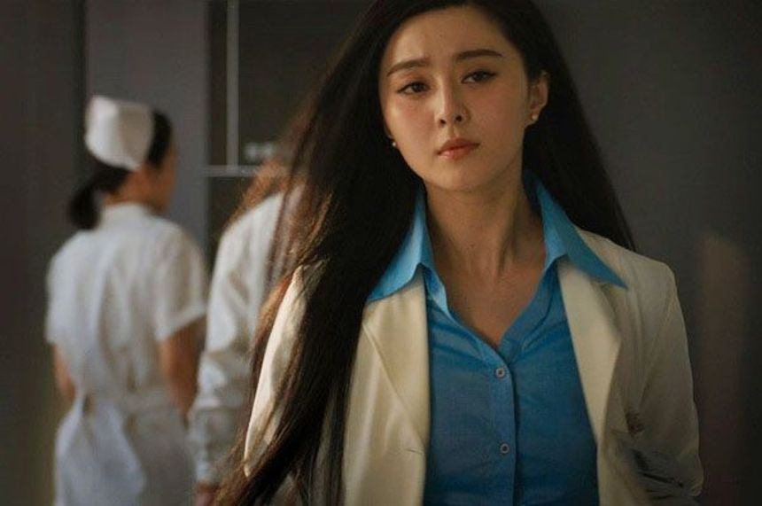 Only China will see Fan Bing Bing in IRON MAN 3