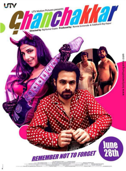 That Was Quick: Bollywood's GHANCHAKKAR Answers TRANCE In Record Time!