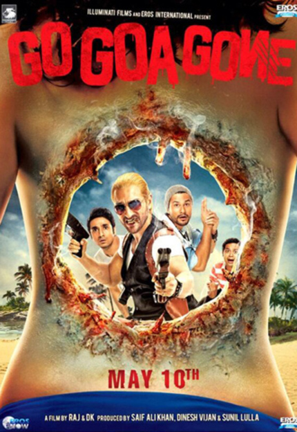 Trailer For GO GOA GONE Signals The Beginning Of Bollywood's Zombie Apocalypse