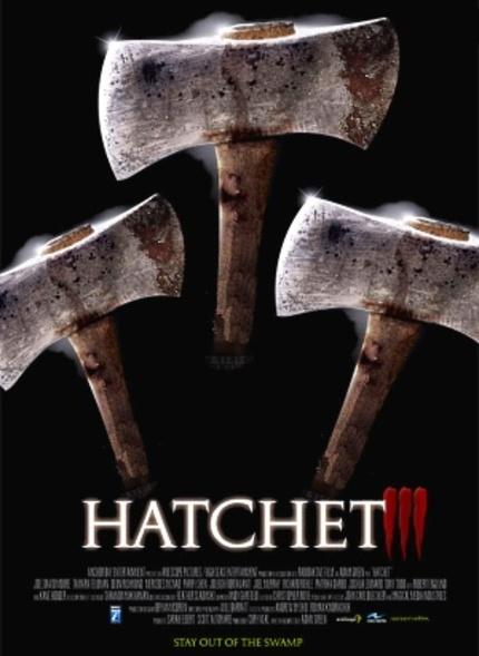 HATCHET III Teaser... Teases.