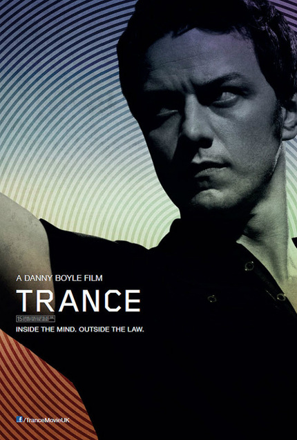 McAvoy Pulls Off A Heist In New Clip From Danny Boyle's TRANCE
