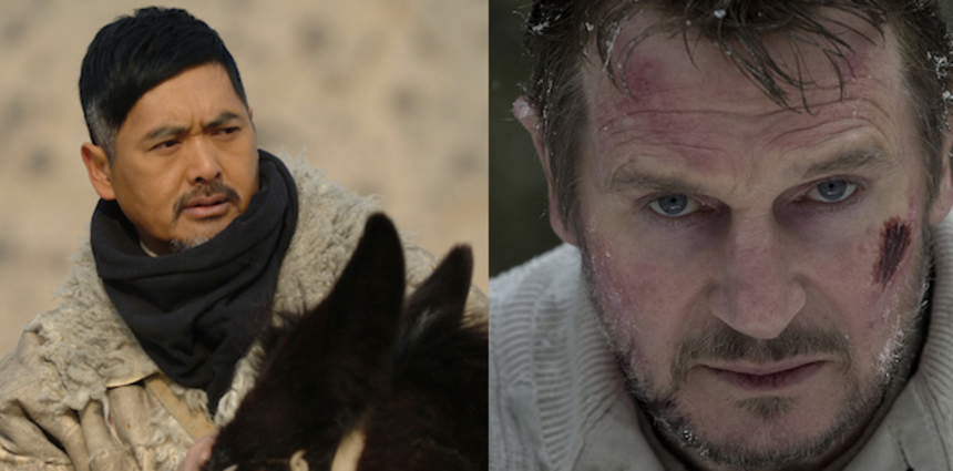 Chow Yun Fat And Liam Neeson To Star In U.S./China Co-Production TRAGEDY OF THE CHINESE LABORERS