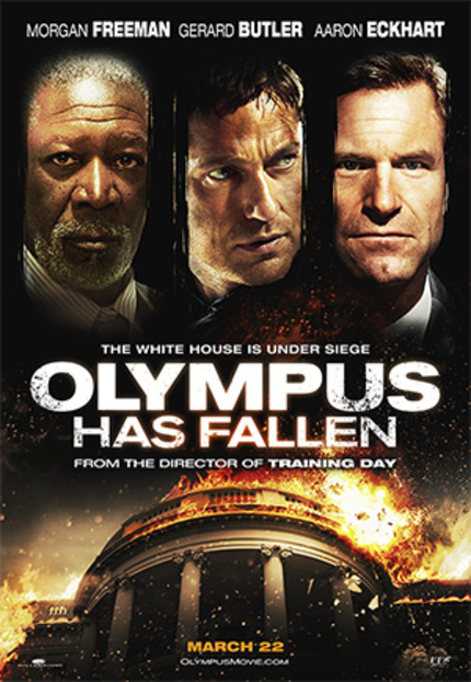 Review: I've Fallen For OLYMPUS HAS FALLEN
