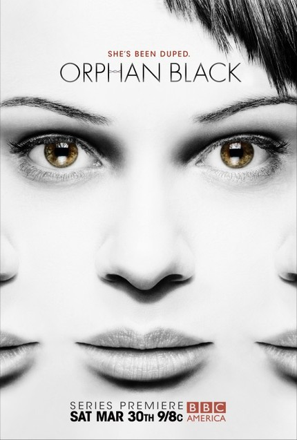 Review: ORPHAN BLACK S1E01, NATURAL SELECTION (Or, Darwin Would Be Pleased With This Kinetic Thriller)