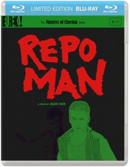 Now on Blu-ray: Rock N Roll With REPO MAN (MoC UK) and HARD CORE LOGO 1 & 2