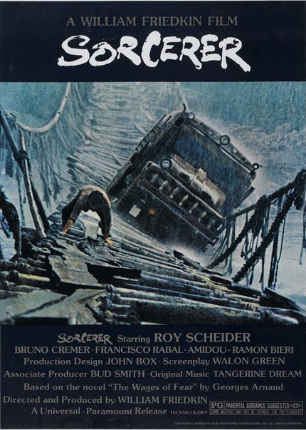 William Friedkin's SORCERER Goes Blu-ray In April